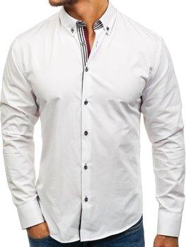 Pánské košile dlouhý rukáv 391aacab85