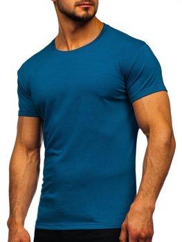 Indigo pánské tričko bez potisku Bolf 2005
