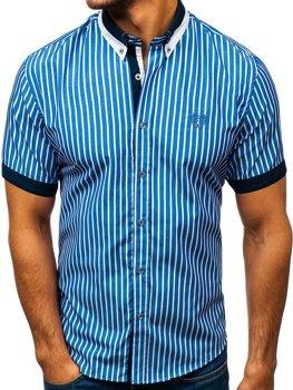 Pánské košile s krátkým rukávem e5760925bf