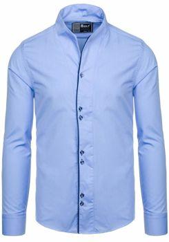 Pánská košile BOLF 5720-1 blankytná