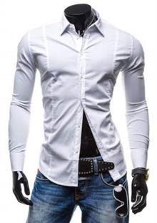 Pánská košile NEW MEN 7178 bílá