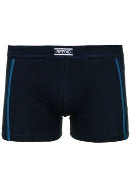 Tmavě modré pánské boxerky Bolf B602