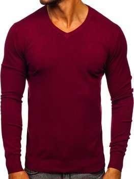 Vínovy pánsky svetr s vyst?ihem do V Bolf YY03