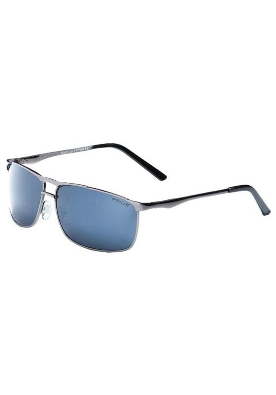 Grafitové pánské sluneční brýle Bolf P210B