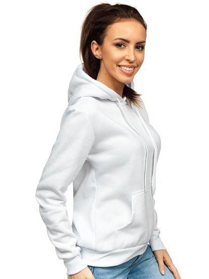 Bílá dámská mikina Bolf W02