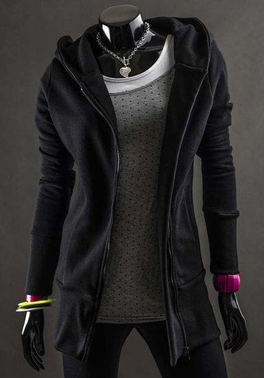 Černá dámská mikina Bolf 16