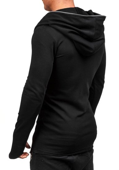 Černá pánská mikina Bolf 2036-1