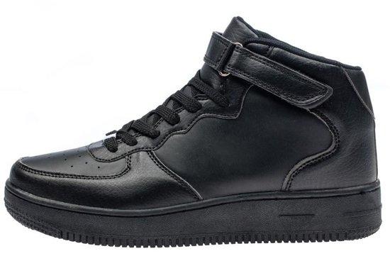 Černá pánská obuv Bolf 1386