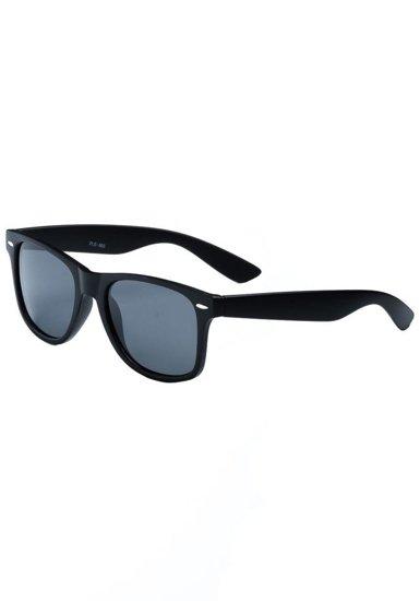 Černé pánské sluneční brýle Bolf PLS865M