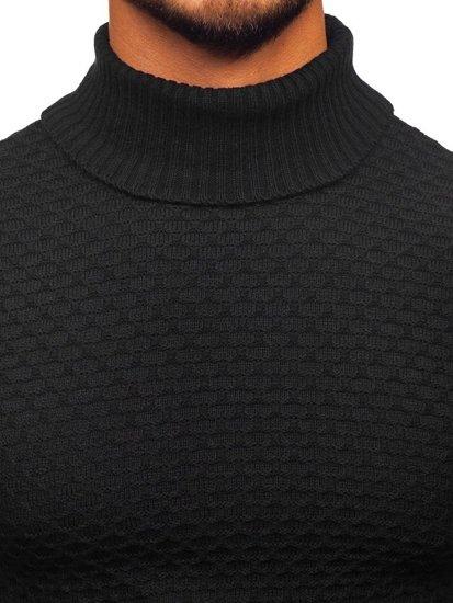Černý pánský rolák Bolf 322