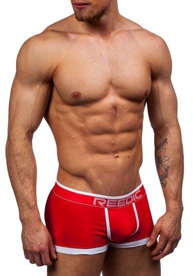 Červené pánské boxerky Bolf G510