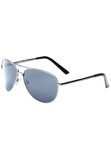 Grafitové pánské sluneční polarizační brýle Bolf KRP5