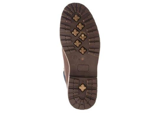 Hnědá pánská obuv Bolf 01A