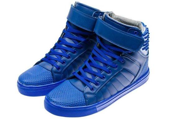 Modrá pánská obuv Bolf 3004