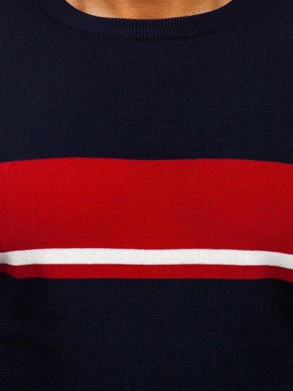 Šedý pánský svetr Bolf H2068