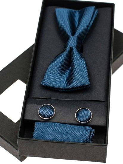 Tmavě modrá pánská sada Bolf MSP01