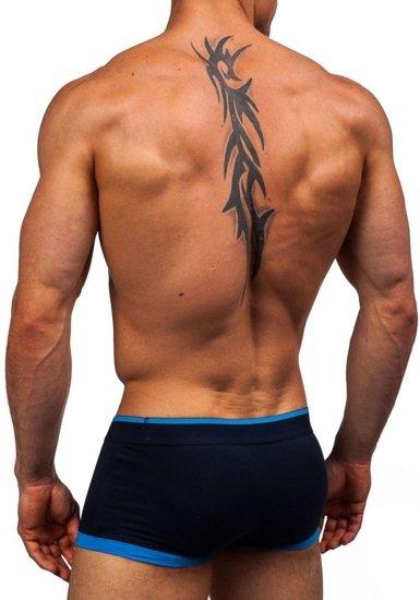 Tmavě modré pánské boxerky Bolf G510