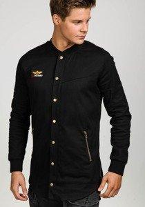 Černá pánská přechodová bunda Bolf 0781