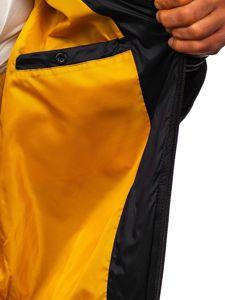 Černá pánská přechodová bunda Bolf 5331