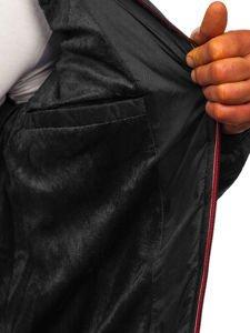 Černá pánská sportovní zimní bunda Bolf 50A172