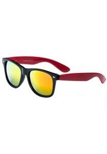Černo-červené pánské sluneční brýle Bolf CO868