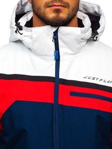 Červená pánská lyžářská bunda Bolf 1339