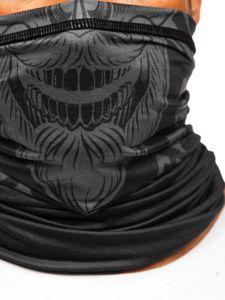 Grafitový pánský šátek Bolf YW0509M