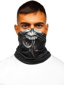 Grafitový pánský šátek Bolf YW0513M