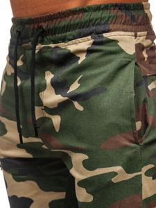 Khaky pánské jogger kalhoty Bolf 11119