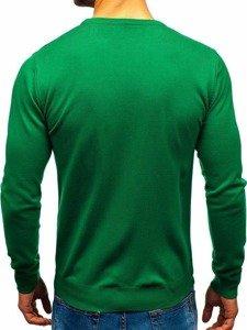 Zelený pánský svetr Bolf 2300