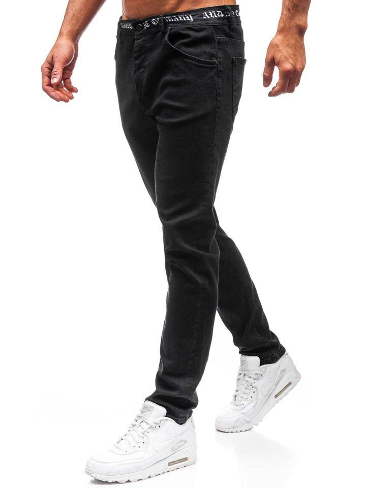 Černé pánské džíny Bolf 3036 2d9fe4eb8f